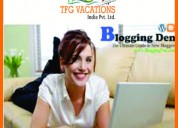 Online tour operator for tourism company-hiring
