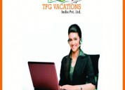Online promoter for tourism company direct join