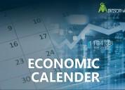 Economic calendar by advisorymandi