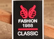 Fashion 1988 patches