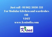 Just call +919625050351 for modular kitchen