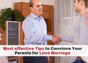 Most effective tips to convince your parents for l