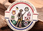 Custom challenge coins | 96th troop command challe