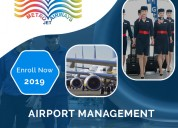 Metrojet airways-airport management course in indi