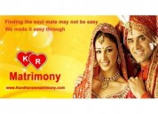 Find lakhs of brides and grooms on kandharammatrim