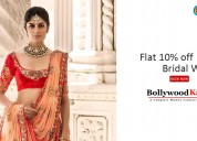 Bollywood kart coupons, deals & offers: flat 10% o