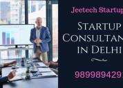 Startup consultants in delhi