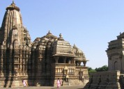 Book golden triangle tour packages with khajuraho