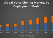 Global voice cloning market