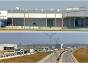 Reliance met industrial plots in gurgaon for sale