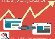 Top rated link building company in delhi, ncr