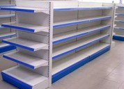 Supermarket display racks manufacturers in india