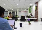 Coworking space in dwarka