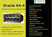 Oracle x4-4| brand new oracle server rental india