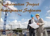 Construction software, web, cloud, mobile, india