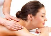 Body massage at amrita spa for male in green park, south delhi