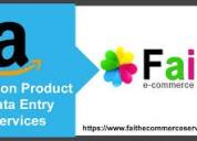 Professional product listing on amazon