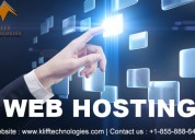 Web hosting company in usa