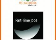 Business development part time job.