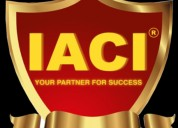 Iaci is an authorized vocational training provider