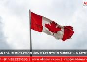 Best canada immigration consultants in mumbai