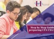 Step by step guide for preparing cfa usa exam