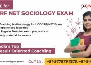 Ugc net sociology coaching