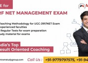 Ugc net management coaching