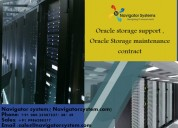 Oracle storage support |oracle storage maintenance