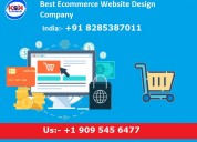 Best ecommerce website design company in delhi