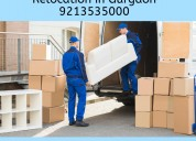 Residential and office relocation in gurgaon