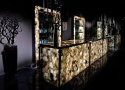 Gemstone slabs supplier divya gem stonex