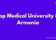 Mbbs in armenia | low fee structure