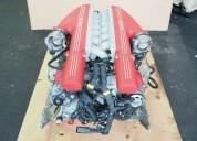 Ferrari f12 berlinetta 2013 63l v12  complete engi