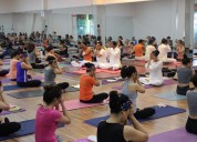 Shri krishna foundation yoga training