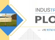 Industrial plot for sale phase-8b mohali