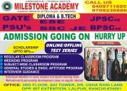 Milestone academy ranchi.