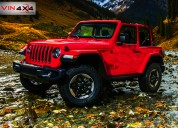 Hard tops for mahindra thar - vin 4x4 hardtops