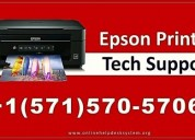 Epson printer support ||+1-(571)-570-5706 phone nu