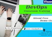 Devops online training institute | devops training
