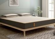 Save upto 55% on mattresses online @ wooden street