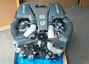 Mercedes benz w222 gasoline complete engine