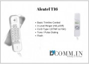 Buy best landline alcatel t16 telephone at dvcomm