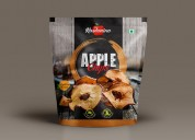 Fresh tasty apple chips company in india