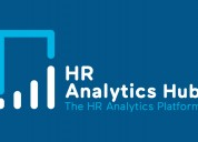 Hr analytics hub   for data-driven hr strategies