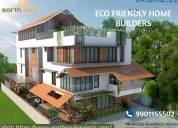 Eco friendly architects in bangalore | green build