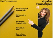 Grab the opportunity of working at argalon technol