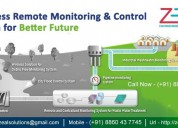 Remote monitoring and control system