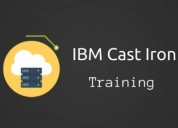 Enhance your career with ibm cast iron training