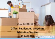 Best residential and office relocation services